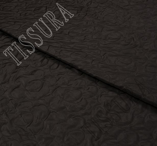 Silk & Cotton Matelasse #4