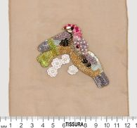 Sequin & Bead Patch #2