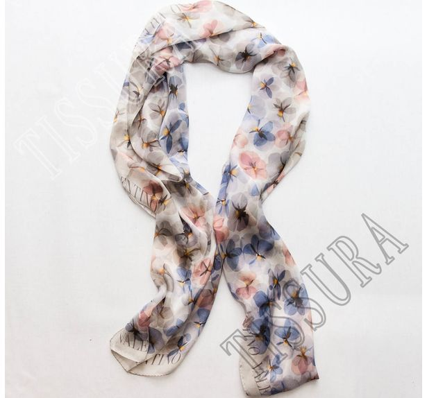 Silk Scarf #1