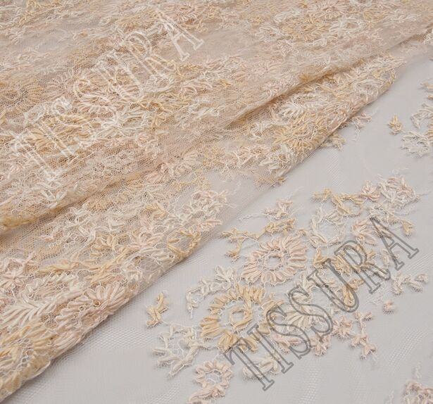 Corded Chantilly Lace #3