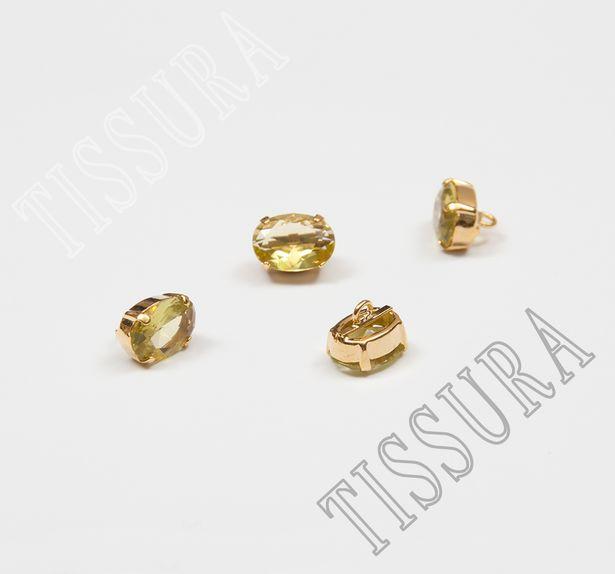 Rhinestone Buttons  #4