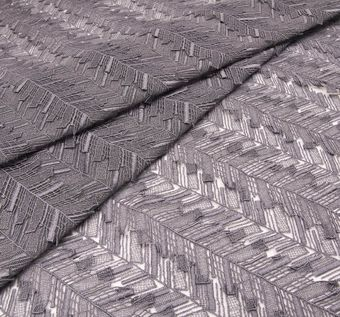 Zigzag Patch Lace #1