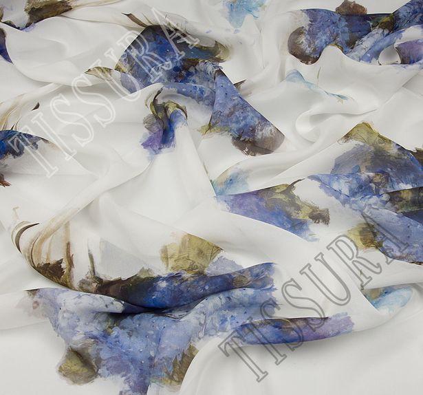 Silk Georgette Fabric #1