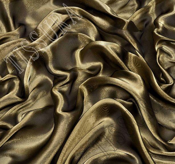Golden Lame Organza #1