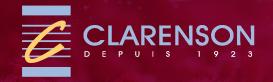 Clarenson fabrics logo
