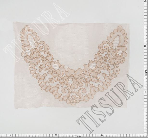 Lyon Lace Decollete Embellishment #2