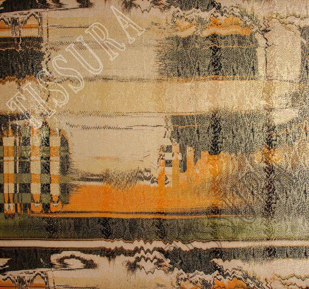 Metallic Silk Lame #1