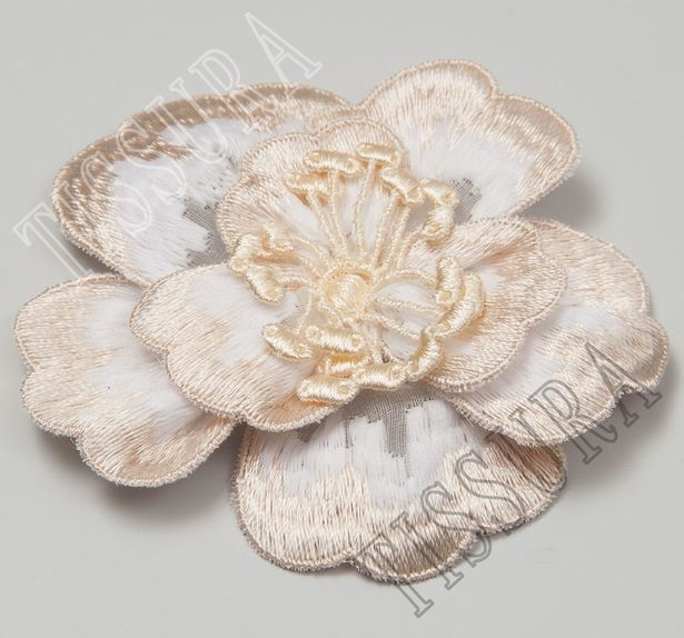 3D Flower Patch #3