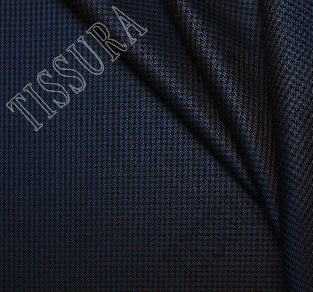 Silk & Worsted Wool #1