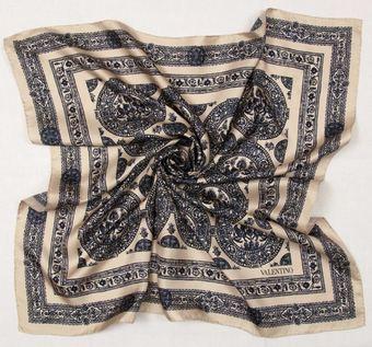 Silk Shawl #1