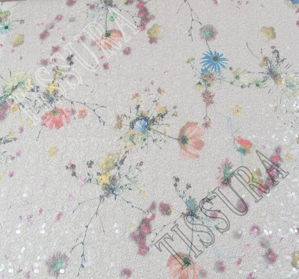 Sequined Fabric #4