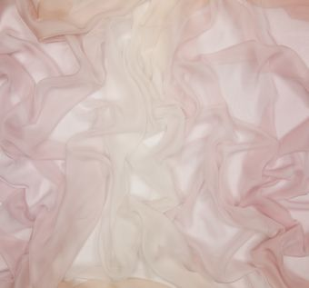 Silk Chiffon Degrade #1