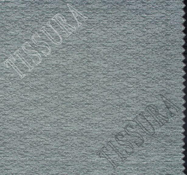 Metallic Pleated Lace #3