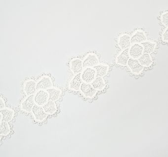 Guipure Lace Trim #1
