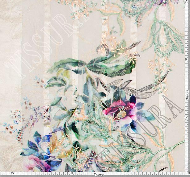 Silk Devore  #2