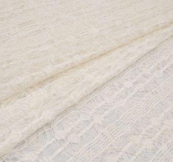 Organza Ribboned Chantilly Lace #1