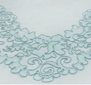 Lyon Lace Decollete Embellishment#1