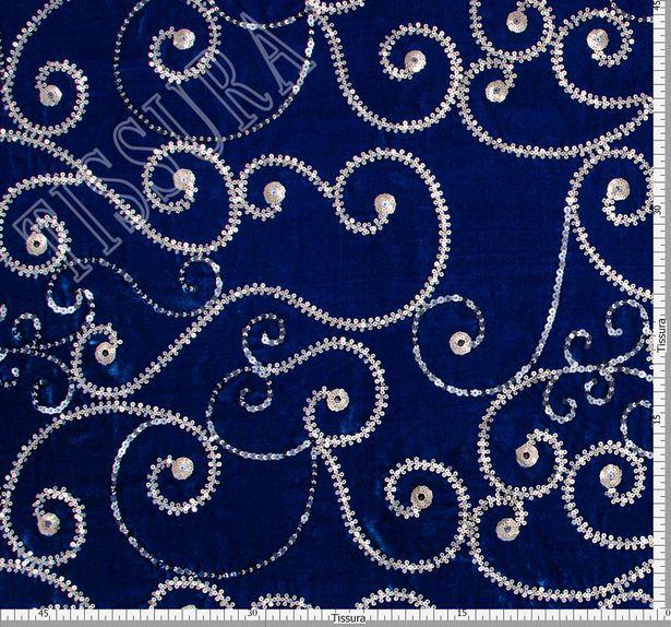 Sequined Velvet #2