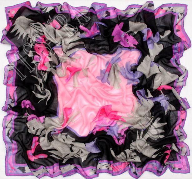 Cashmere & Silk Shawl #4