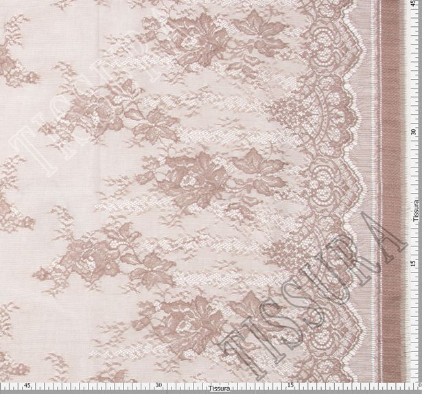 Silk Chantilly Lace #2