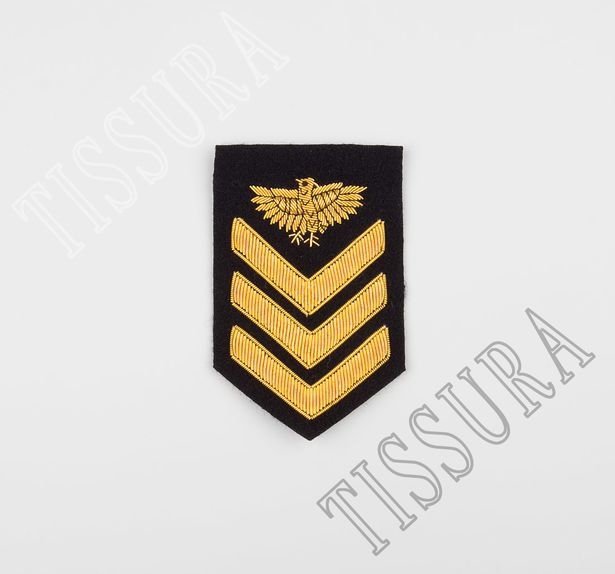 Embroidered Patch #1