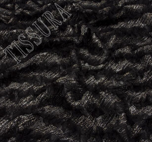 Embroidered Corded Lace #4