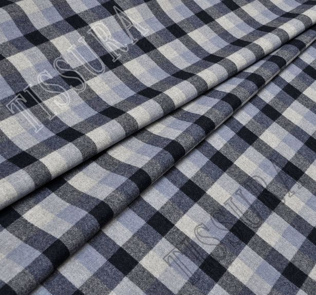 Double Faced Wool Flannel #3