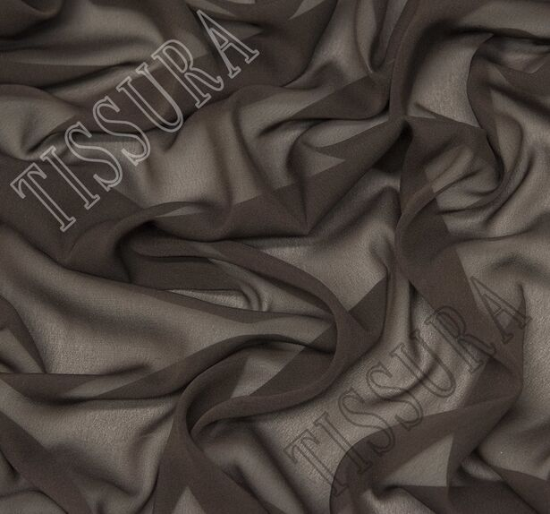 Stretch Silk Chiffon #1