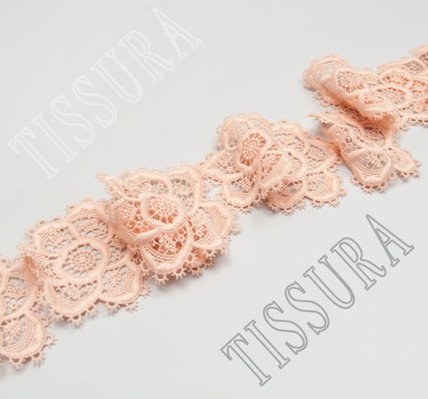 Guipure Lace Trim #3