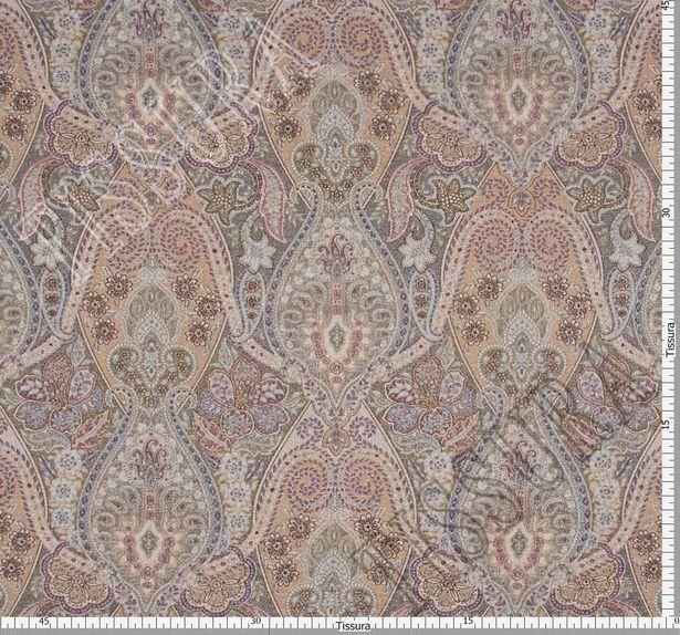 Metallic Wool & Silk #2