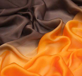 Silk Chiffon Degrade #1