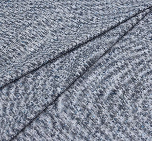 Viscose & Cotton Tweed Flannel #1