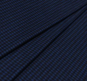Wool Jacquard Jersey Knit #1