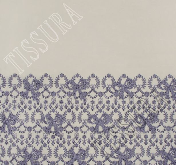 Embroidered Organza #3