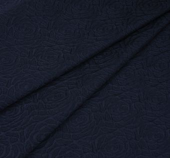 Silk & Cotton Jacquard #1