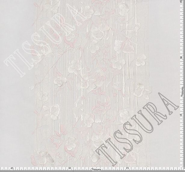 Applique Embroidered Tulle