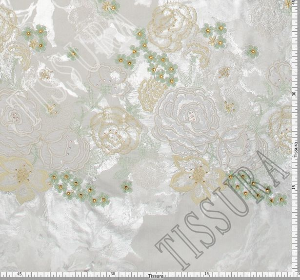 Embroidered Jacquard #3