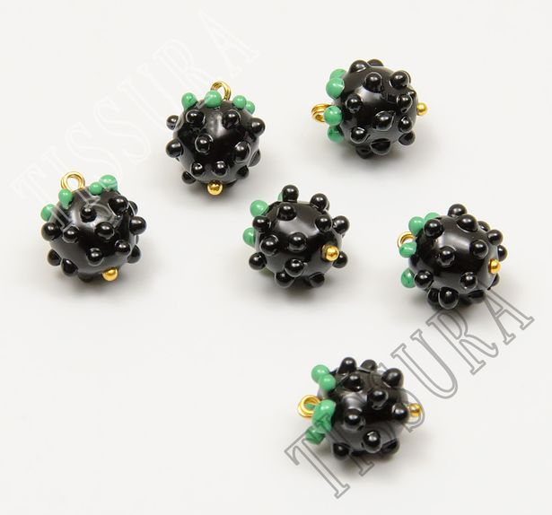 Enamel Buttons #3