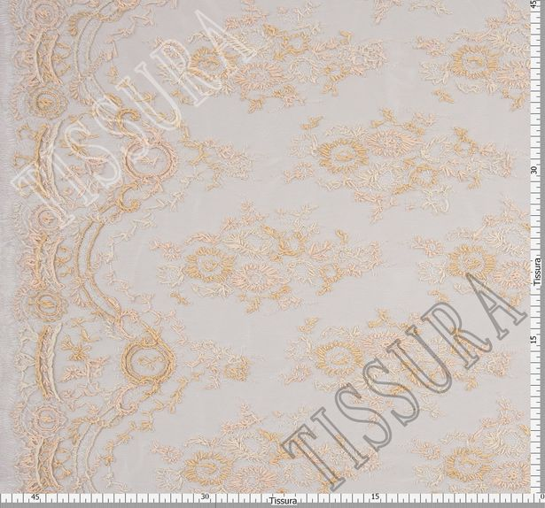 Corded Chantilly Lace #2