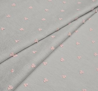 Shamrock Applique Linen #1