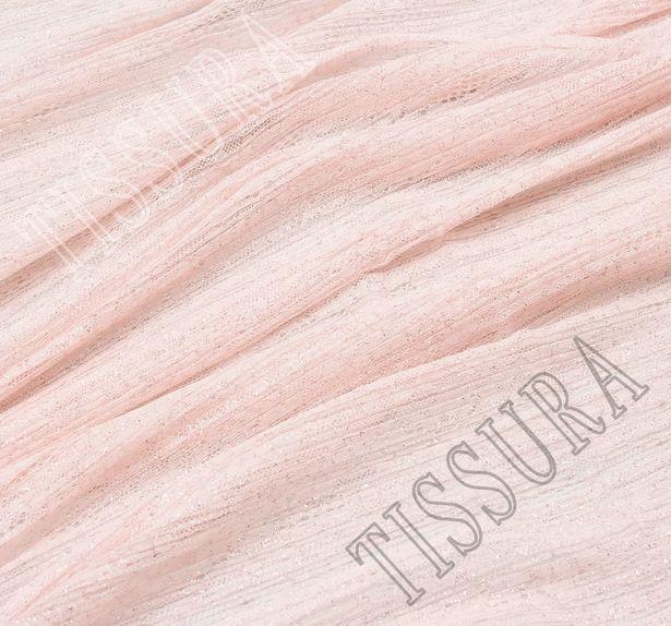 Metallic Pleated Lace #4