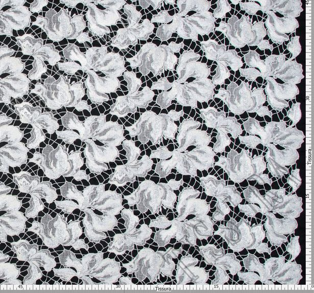 Embroidered Guipure Lace #2