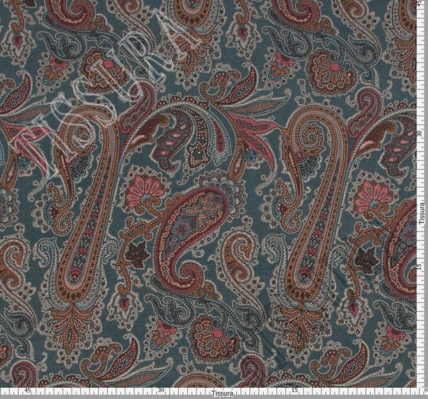 Wool & Silk #2