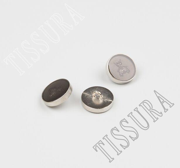 Metal Button #3