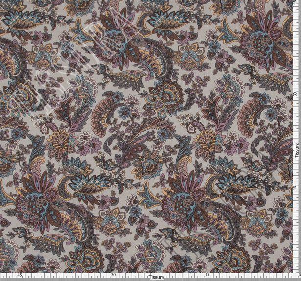 Wool & Silk Crepe #2