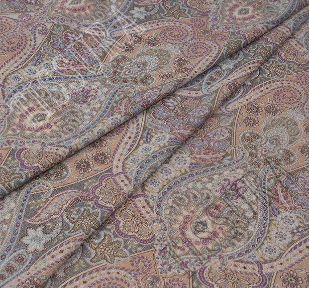 Metallic Wool & Silk #3