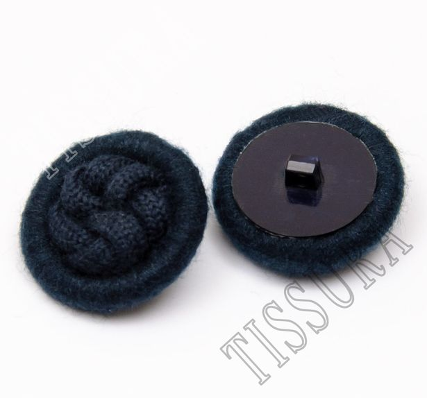 Mohair Braided Buttons #3