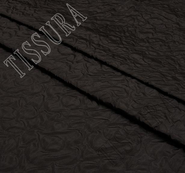 Silk & Cotton Matelasse #1