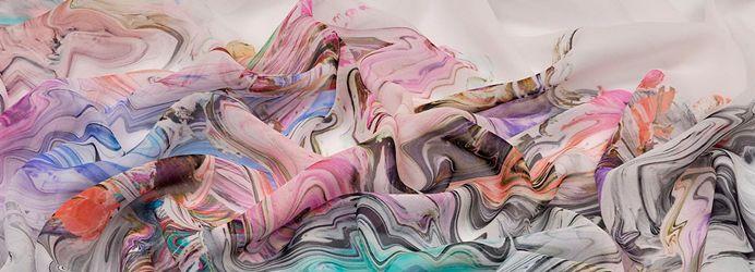 Silk Georgette Fabrics