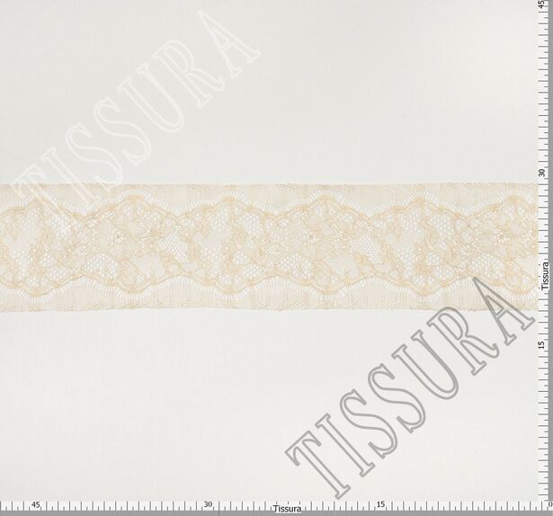 Silk Chantilly Lace Trim #2